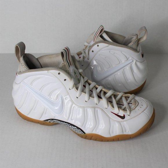 Nike Air Foamposite Pro White Gucci SneakerFilesufrj